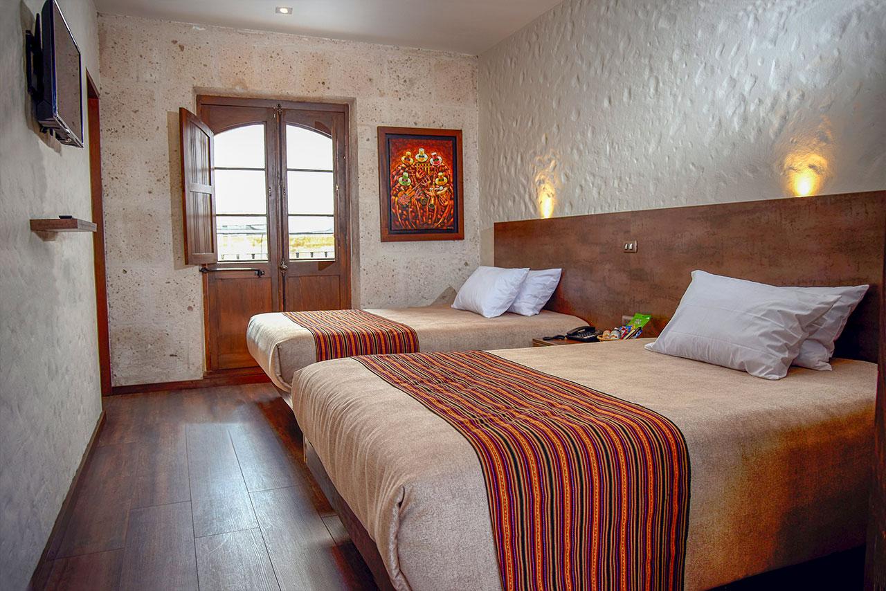 Acolpacha habitacion Moderna Arequipa