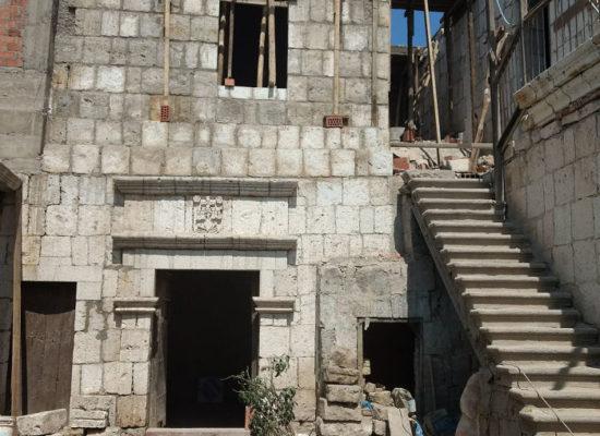 Acolpacha Reconstruccion casona Arequipa
